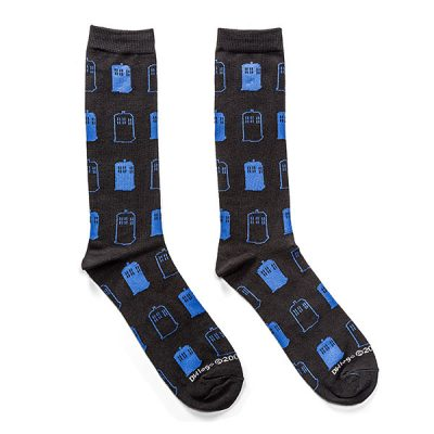 Doctor Who Sonic Screwdriver 2-pack Socks