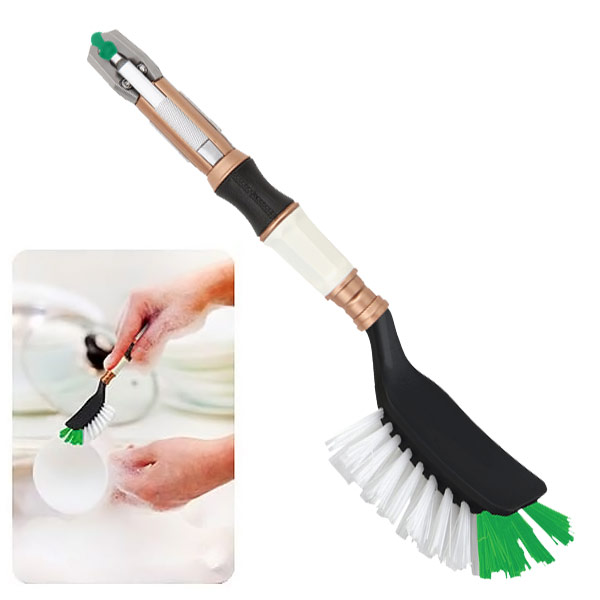 Doctor Who Sonic Screwdriver Dish Brush