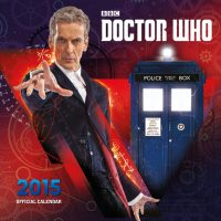 Doctor Who Square Wall Calendar 2015