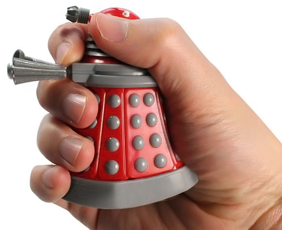 Doctor Who Squeezee Dalek