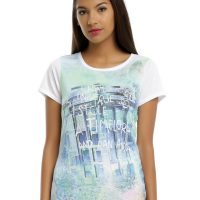Doctor Who Stole A Time Lord Girls T-Shirt