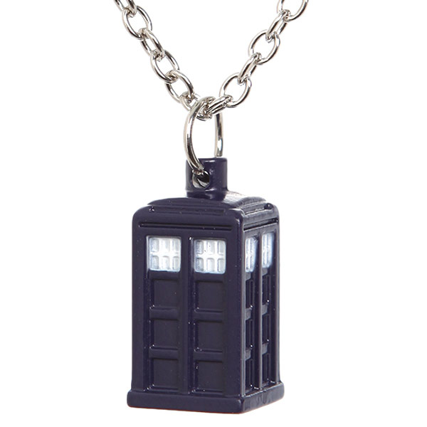 Doctor Who TARDIS 18 Inch Necklace