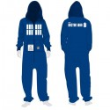 Doctor Who TARDIS Adult Onesie