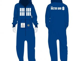 Doctor Who TARDIS Adult Onesie da368fc9c