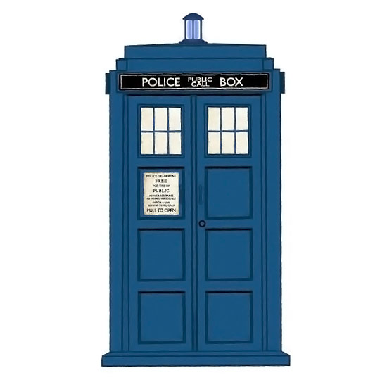 Doctor Who TARDIS Air Freshener