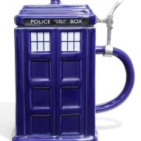 Doctor Who TARDIS Beer Stein
