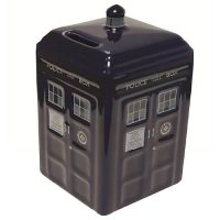 Doctor Who TARDIS Ceramic Money Bank