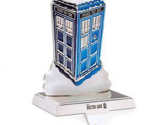 Doctor Who TARDIS Christmas Stocking Holder