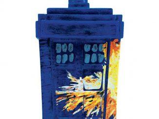 Doctor Who TARDIS Figure - Pandorica Opens