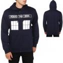 Doctor Who TARDIS Hoodie