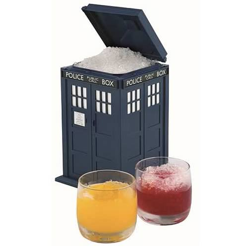 Doctor Who TARDIS Ice Bucket