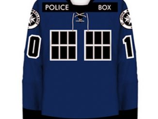 Doctor Who TARDIS 4.0 Jersey