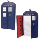Doctor Who TARDIS Shaped Journal