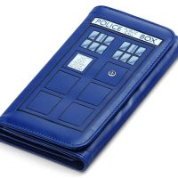 Doctor Who TARDIS Ladies Purse
