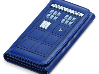 Doctor Who TARDIS Ladies Purse