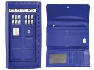 Doctor Who TARDIS Ladies Wallet
