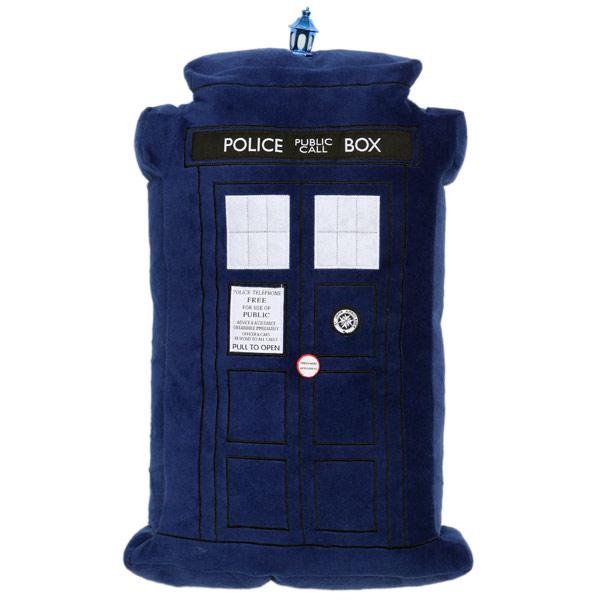 Doctor Who TARDIS Light Up Pillow