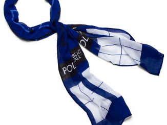 Doctor Who TARDIS Lightweight Scarf