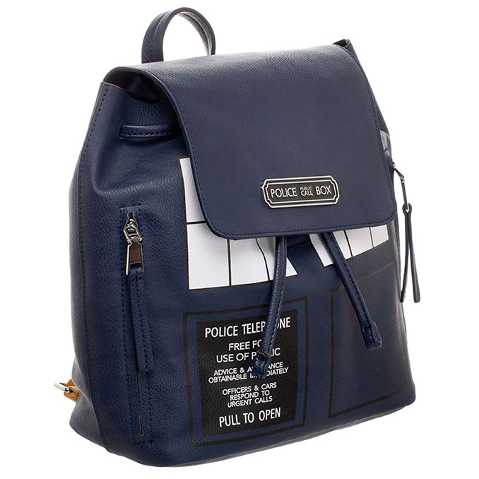 Doctor Who TARDIS Mini Backpack