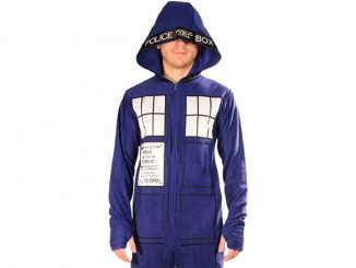 Doctor Who TARDIS Pajamas