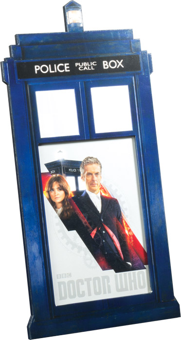 Doctor Who TARDIS Photo Frame