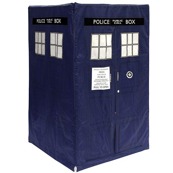Doctor Who TARDIS Play Tent