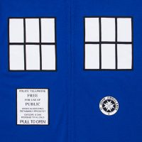 Doctor Who TARDIS Romper