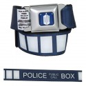 Doctor Who TARDIS Seat Belt Styled Belt
