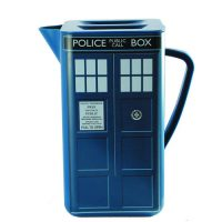 Doctor Who TARDIS Square Lidded Pitcher
