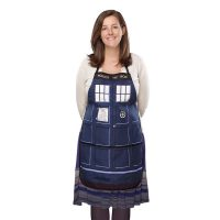 Doctor Who TARDIS Styled Apron
