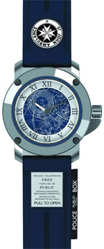 Doctor Who TARDIS Styled Watch