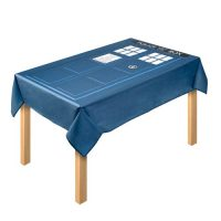 Doctor Who TARDIS Tablecloth