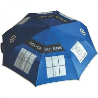 Doctor Who TARDIS Umbrella