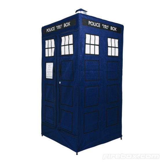 Doctor Who TARDIS Wardrobe