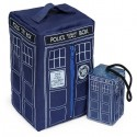 Doctor Who TARDIS Washbag with TARDIS Soap on a Rope