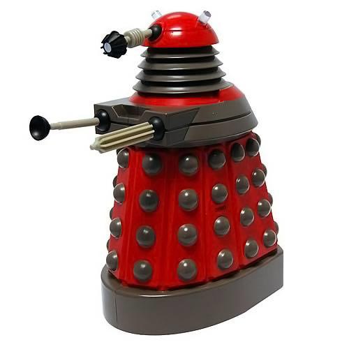 Doctor Who Talking Red Dalek Money Bank