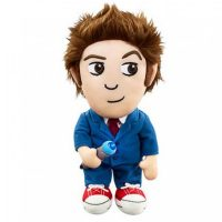 Doctor Who Tenth Doctor 9-Inch Medium Light-Up Plush