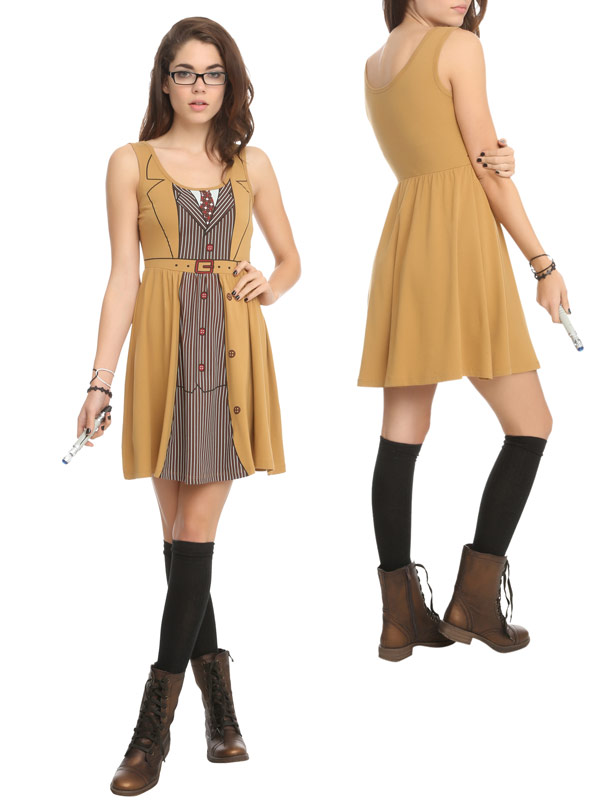 Doctor Who Tenth Doctor Costume Dress