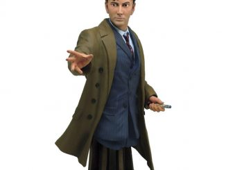 Doctor Who Tenth Doctor Maxi-Bust
