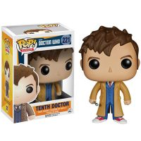 Doctor Who Tenth Doctor Pop! Vinyl Figure