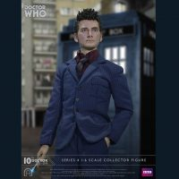 Doctor Who Tenth Doctor Series 4 Figure with TARDIS