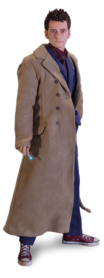 Doctor Who Tenth Doctor Series 4 Figure