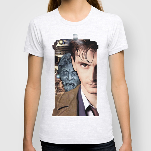 Doctor Who Tenth Doctor T-Shirt
