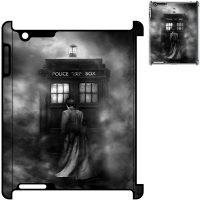 Doctor-Who-Tenth-Doctor-in-the-Mist-iPad-Case