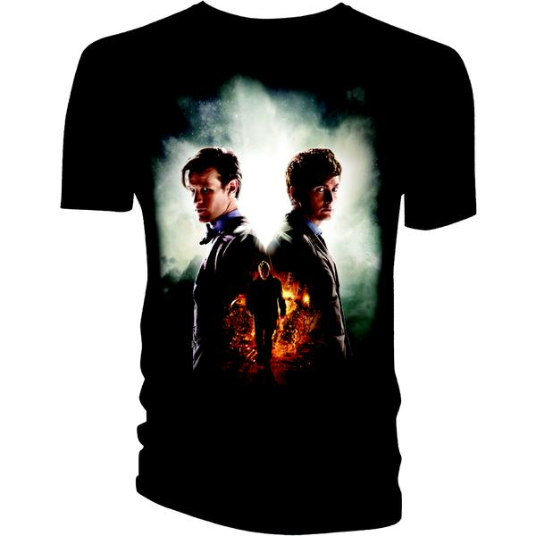 Doctor Who The Day Of The Doctor TShirt