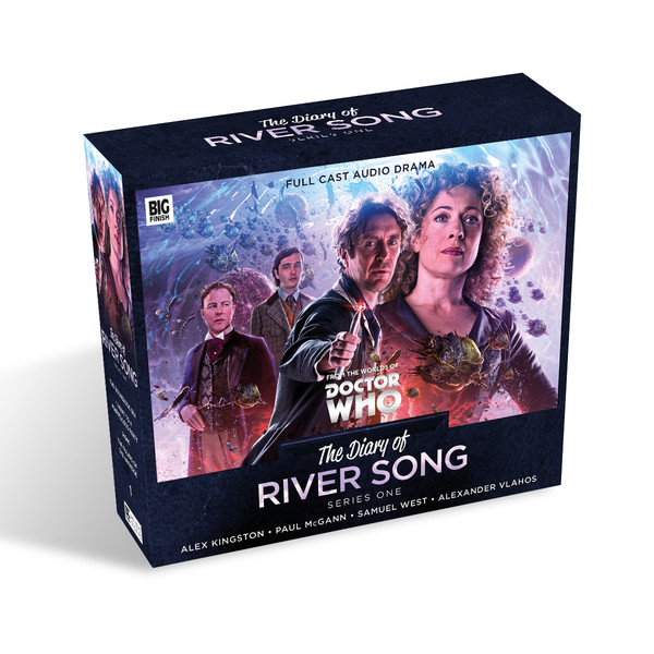 Doctor Who The Diary of River Song Series 01