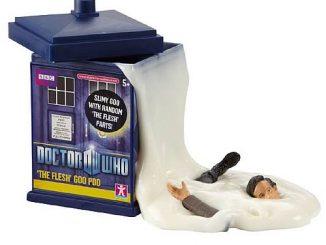Doctor Who The Flesh Goo Pod