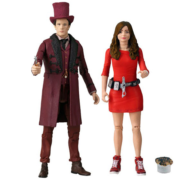 Doctor Who The Impossible Action Figure 2-Pack