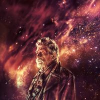 Doctor Who The Lonely God Art Print