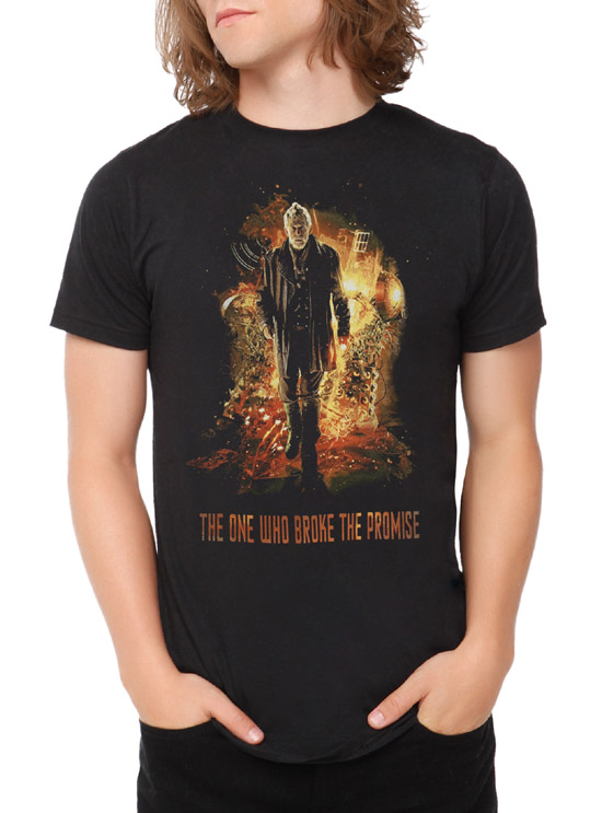 Doctor Who The One Who Broke The Promise Shirt